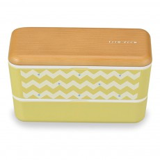 Bento Vague 730 ml Jaune
