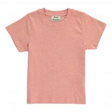 T-Shirt Mini Taline Rose chiné