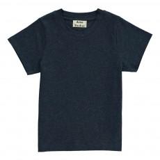 T-Shirt Mini Taline Bleu chiné