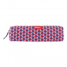 Trousse Bintang Canvas Rouge