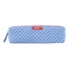 Trousse Kaleidoscope Canvas Bleu