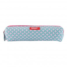 Trousse Stars Canvas Bleu Vert