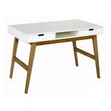 Bureau Trendy 66x120 cm Blanc