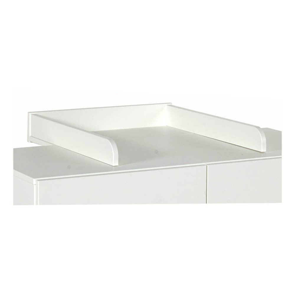 Plan langer pour commode trendy blanc quax univers - Table a langer compact ...