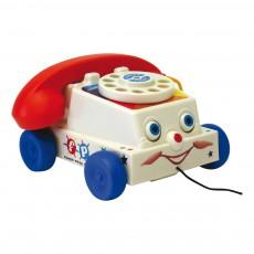 Téléphone - Réédition vintage Multicolore