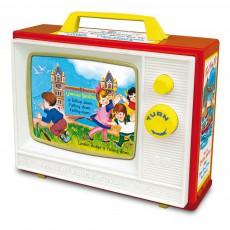 Télévision musicale - Réédition vintage Multicolore