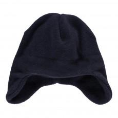 Bonnet Péruvien Bleu marine