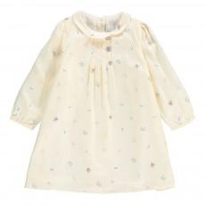 Robe Chats Jaune pâle