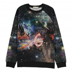 Sweat Galaxie Billy Bleu nuit
