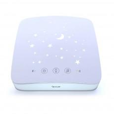 Projecteur bébé Bluetooth Blanc