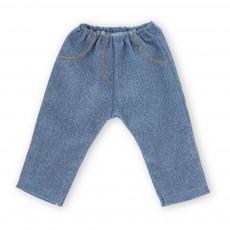 Ma Corolle - Jean Slim 36 cm Bleu