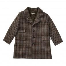 Manteau Tweed Trona Gris