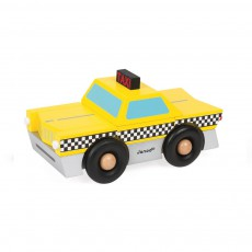 Taxi magnétique Multicolore