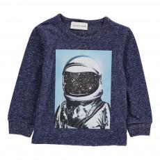 T-Shirt Astronaute Bleu marine