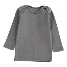 T-Shirt Brassière Gris