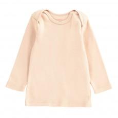 T-Shirt Brassière Rose poudré