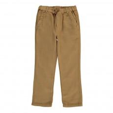 Pantalon Fusée Camel