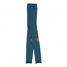 Legging Cœur Bleu