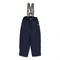 Pantalon de Ski à Bretelles Panto Bleu marine