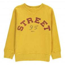 """Sweat """"Street 95"""" Maxx Ocre"""