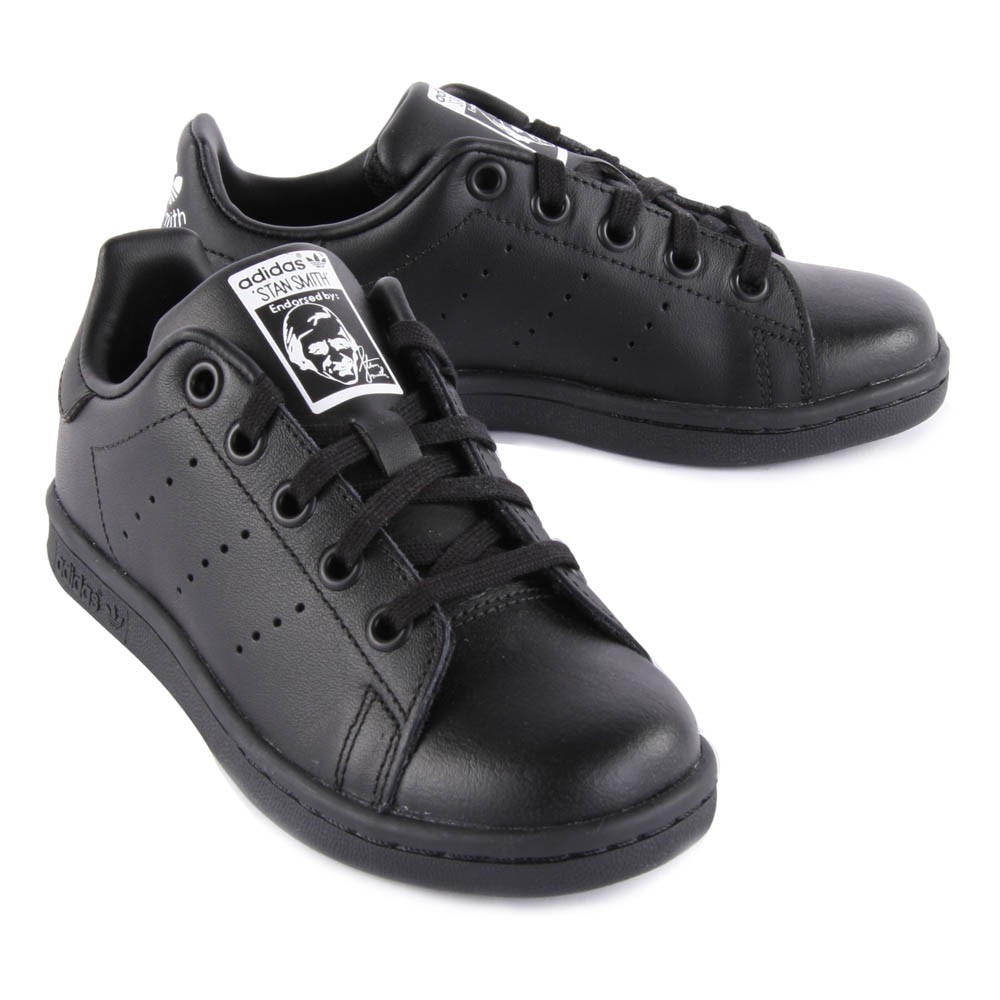stan smith noir enfant