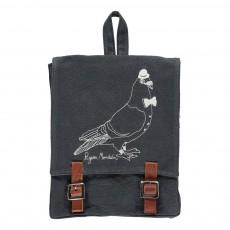 Sac A Dos Pigeon Nath Gris anthracite