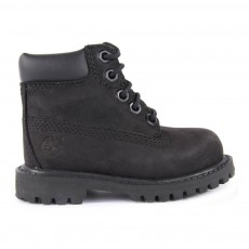 Boots Suède 6In Premium Noir