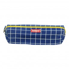 Trousse Kotak Canvas Bleu