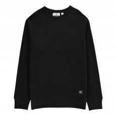 Sweat Col Rond Rules Noir