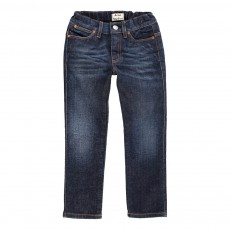 Jean Slim Mini Max Denim stonewashed