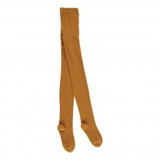 Collants Ocre