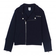 Perfecto Coton Bertu Bleu marine