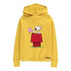 Sweat Snoopy Chewing-Gum Marla Jaune