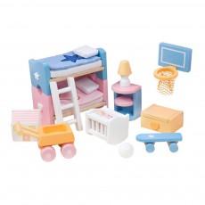 Chambre des enfants Sugar Plum Multicolore