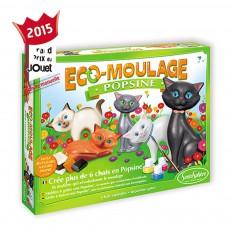 Eco-moulage Popsine Les chats et chatons