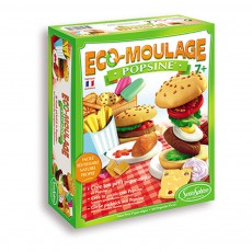Eco-moulage Popsine Junk food