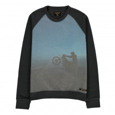 Sweat Moto Hank Gris anthracite