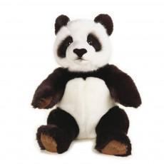 Peluche Panda Orso 26 cm Blanc