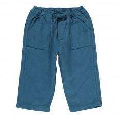 Pantalon Dauphin Bleu gris