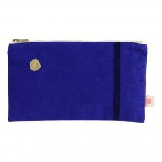 Pochette Suzette Bleu indigo