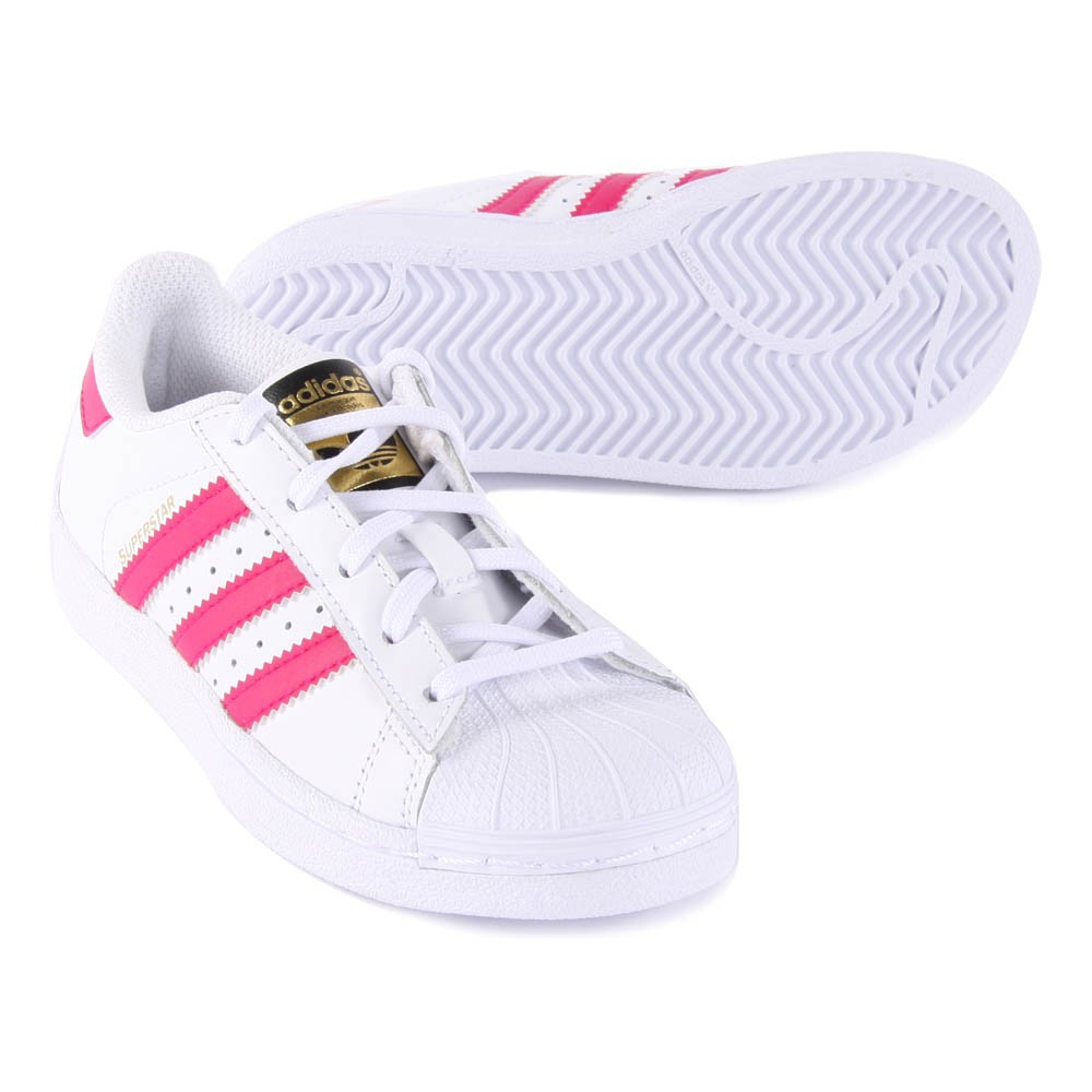 adidas superstar rosa chiaro e bianco