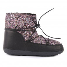 Boots Fourrées Paillettes Anouk Multicolore