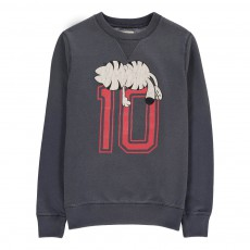 "Sweat Garfield ""10"" Maxx Gris"