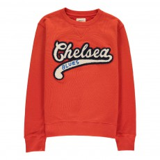 "Sweat ""Chelsea"" Vixx Rouge vermillon"