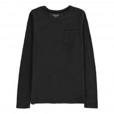 T-Shirt Poche Casto Gris