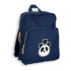 Sac à Dos Panda Bleu marine