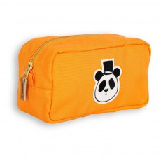 Trousse Panda Orange