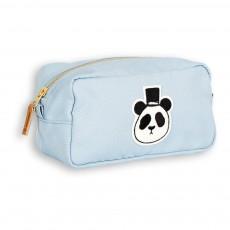 Trousse Panda Bleu ciel