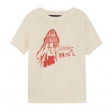 T-Shirt Patti Rooster MC Ecru