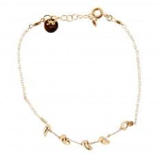 Bracelet Sand Talismans Précieux Doré